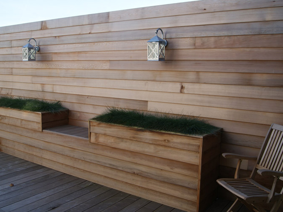 Pro works houten terras - Zwembad terras hout photo ...