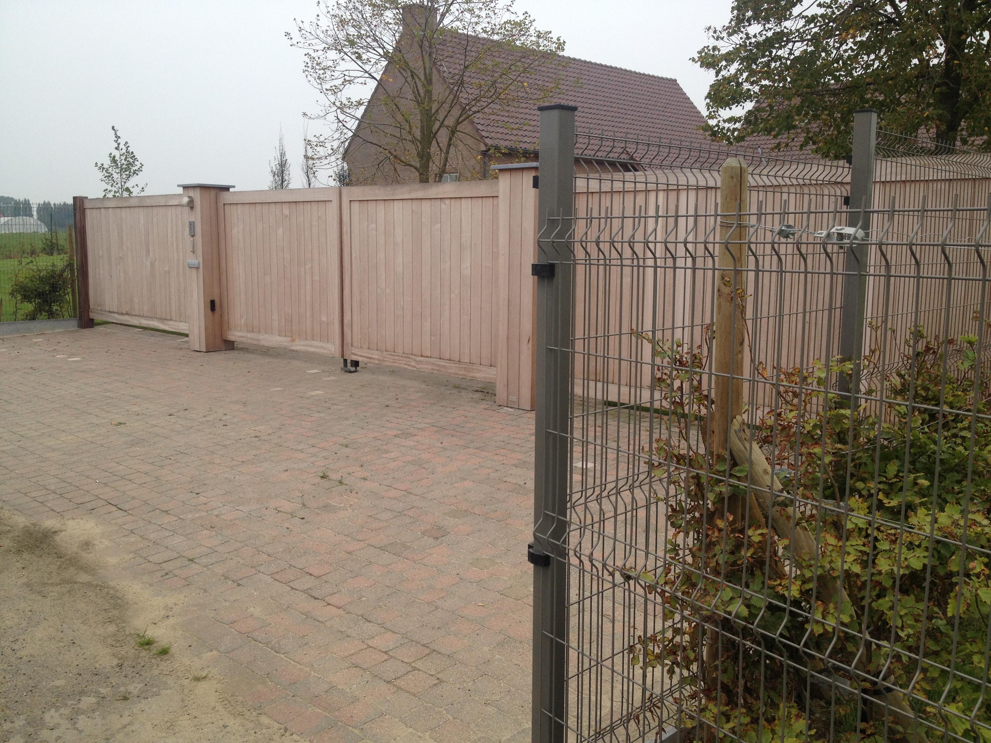 houten poort proworks
